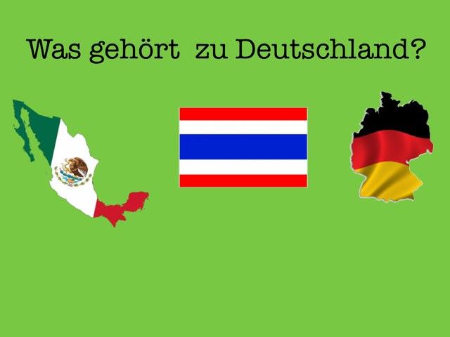 Die Flagge by Schüler GESS