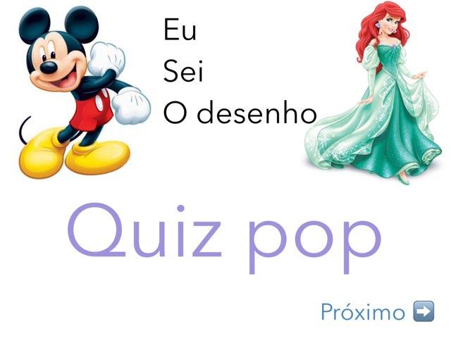 Disney-Eu Sei O Desenho  by Camilly Rangel