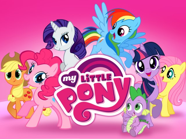 My Little Pony by Maayan Keigher