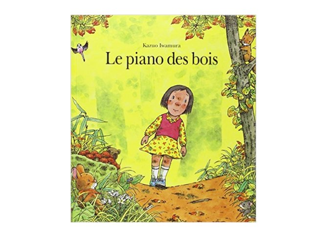 Piano Des Bois Puzzle 1 by Valerie Traquet