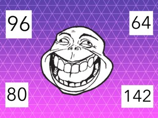 Troll Face Maths by Adam Howard