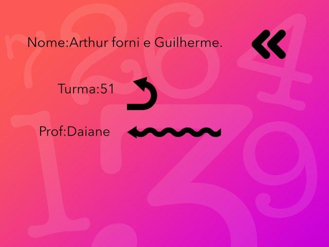 Guilherme e Arthur Forni by Rede Caminho do Saber