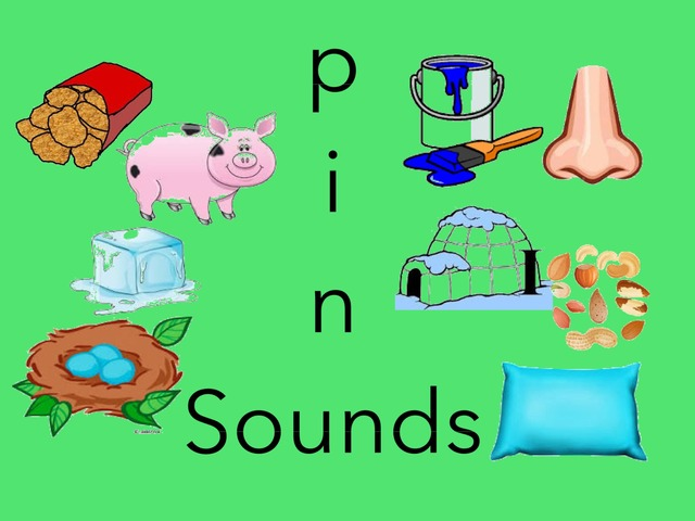 p i n Sounds by Sonia Landers
