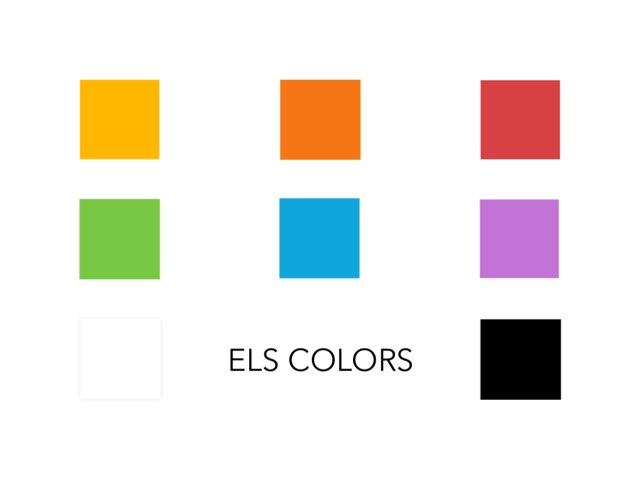COLORS I FORMES by Eli Pacheco