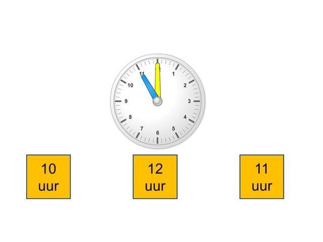 Kloklezen Tot Op Het Uur by Stefanie Rigolle