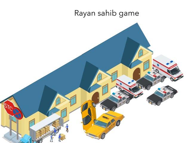 Rayan Sa A manga character by Rayan Rahat
