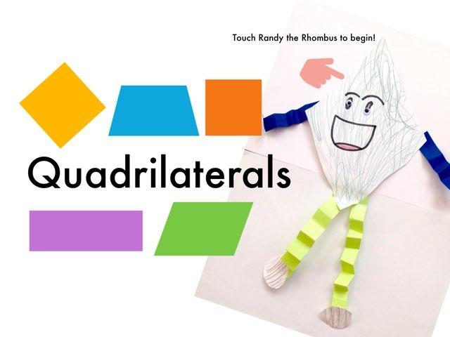 Quadrilaterals by Lauren Socha