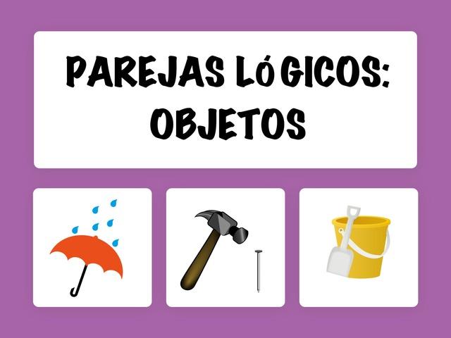 Parejas Lógicos: Objetos by Hadi  Oyna