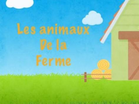 Les Animaux De La Ferme by Vv Vlto