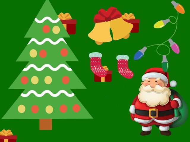 Santa's Present Hunt by Ruby McClellan