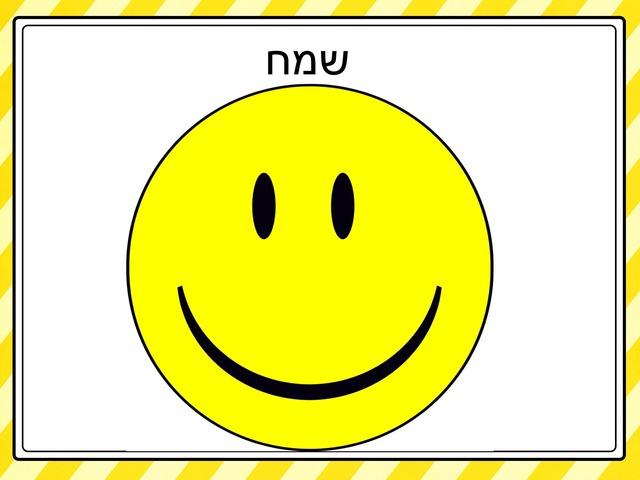 רגשות שמח  by גלית ממן