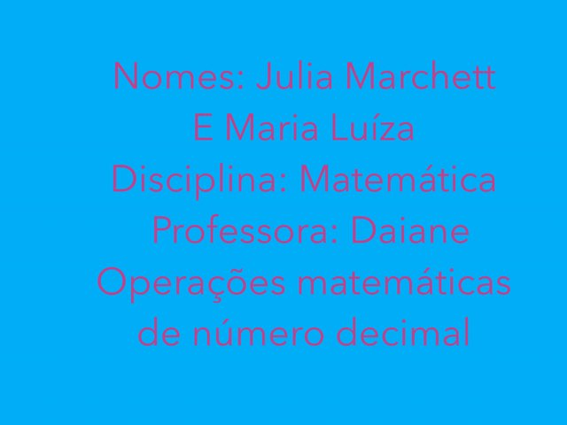 Maria Luíza E Júlia M Turma 54 by Rede Caminho do Saber