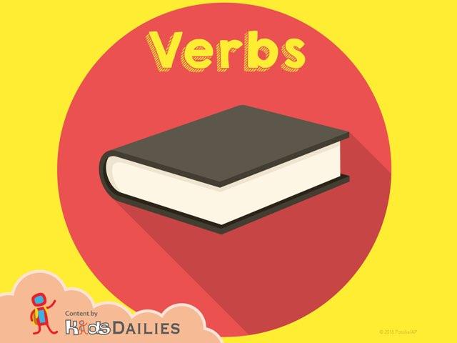 Verbs  by Kids Dailies