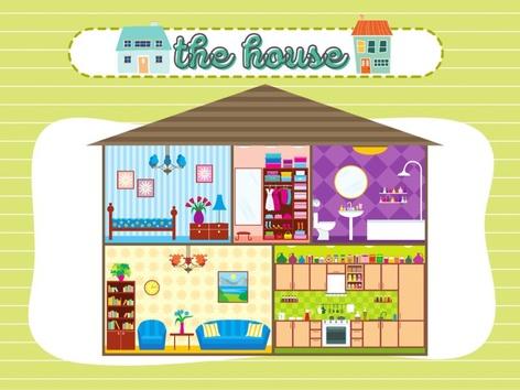 The house 🏠 by Elisa Albertoli