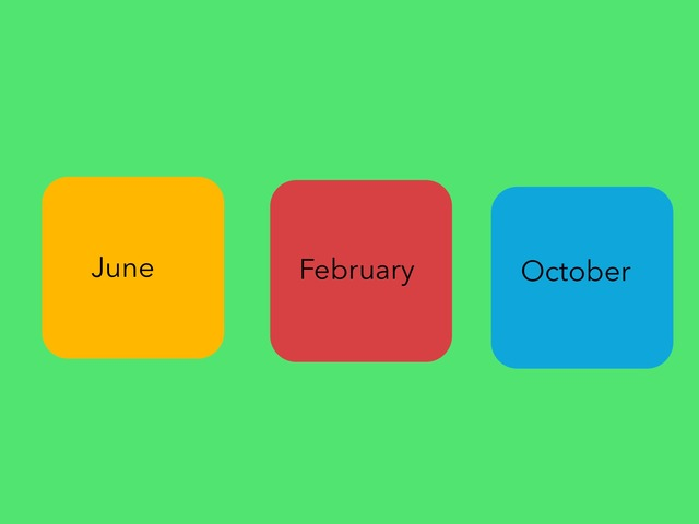 Ges The Month  by Craig Miller