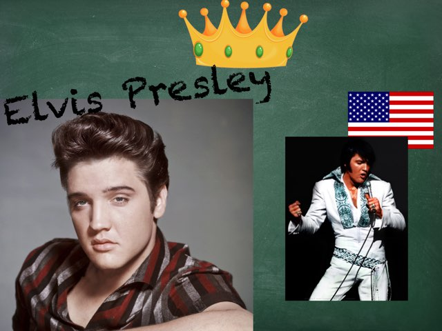Elvis by Isabelle Guay