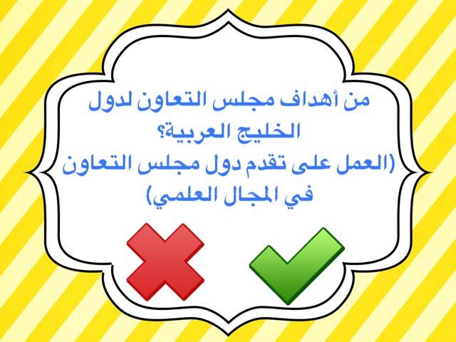 إنجازات واهداف المجلس by Anwar Alotaibi
