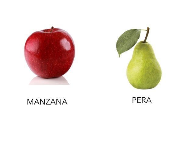 Las Frutas by esther garcía