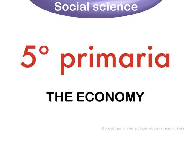 The Economy by Elysia Edu