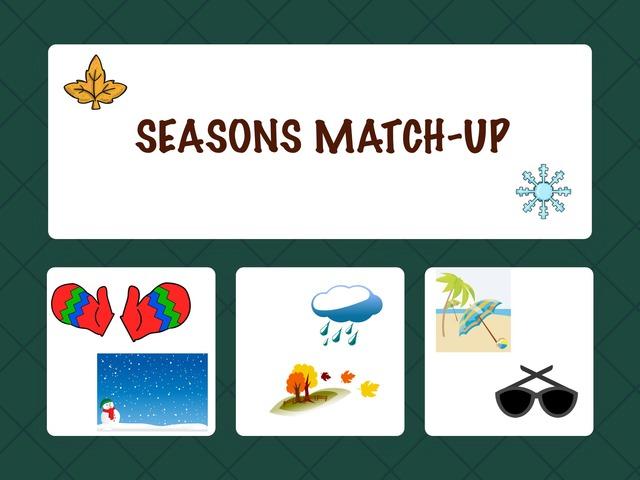 Seasons Match-Up by Hadi  Oyna