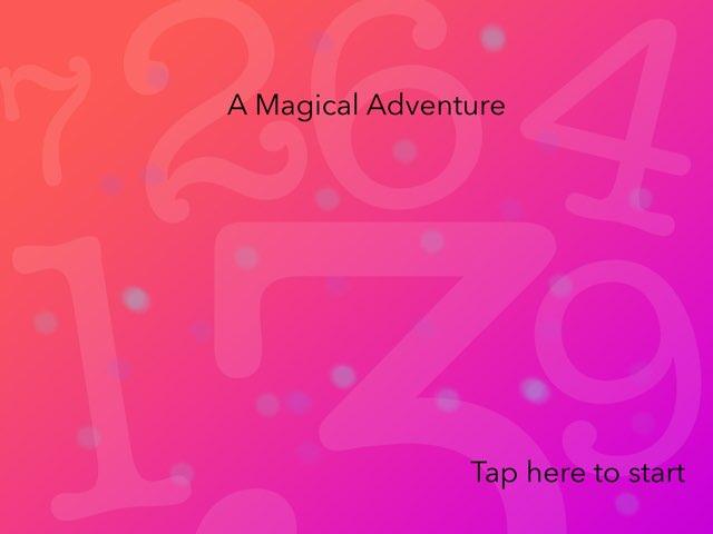 A Magical Adventure  by 3MK iPad