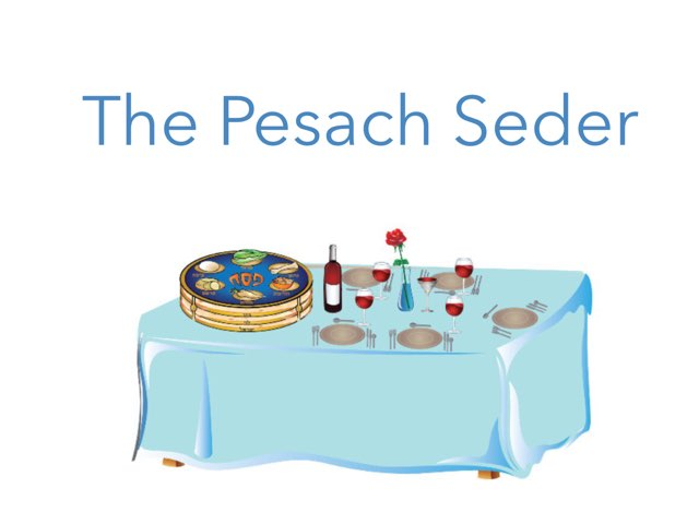 Pesach by Liat Moss