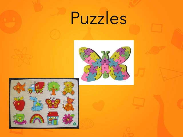 Puzzles by TinyTap creator