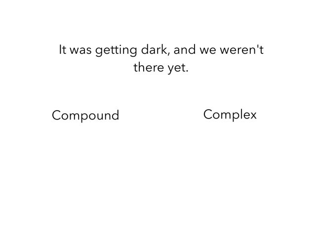Compound And Complex By Marcus by Nicole Aue