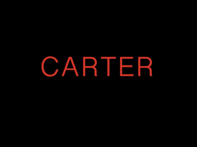 Carter by Lisa Masterson
