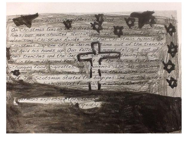 War Found Poetry by Vicki Hamer