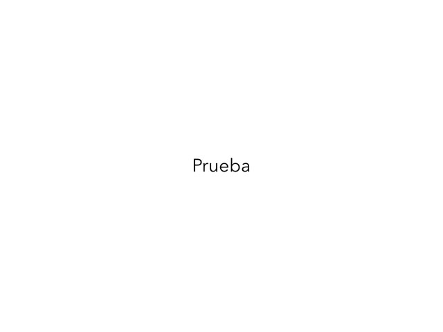 Prueba by Irene Inma