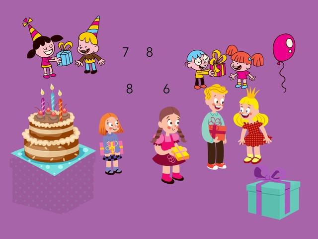 L'anniversaire by Lin