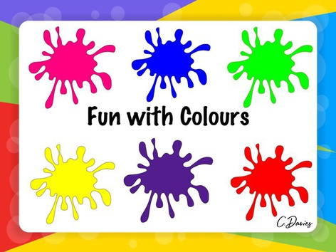 Fun with Colours by Catherine Davies