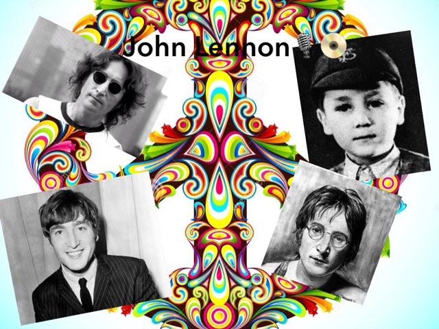 John Lennon by Jjose Cobo Sabariego