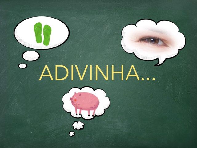 Adivinha - Classificação by Bárbara Rocco