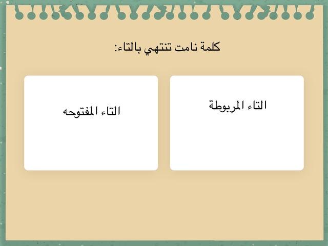 كلمة نامت by mohamed Swaed
