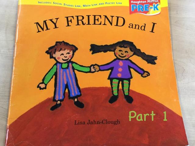 Mi Amigo Y Yo Parte 1 by ELIZABETH HARTUNG