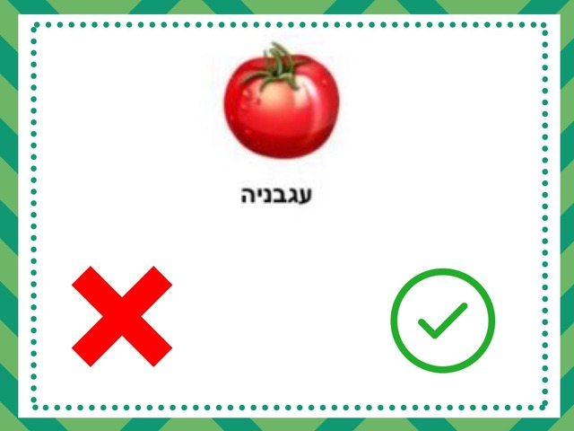 בריא לא בריא כיתה ז by Ganigar School