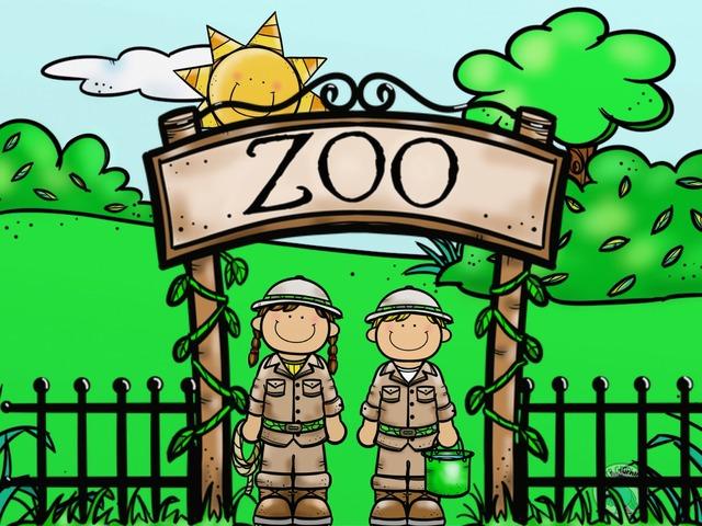Zoo Animals  by Ruby McClellan