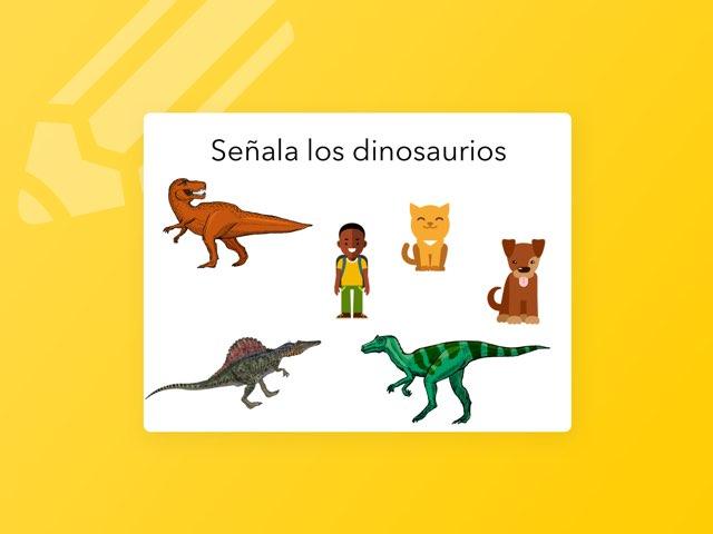 Sonido De Dinosaurios by Paula Villalba Martínez