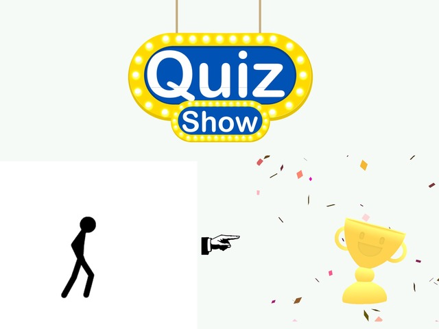 The Quiz show by Summer De Leon