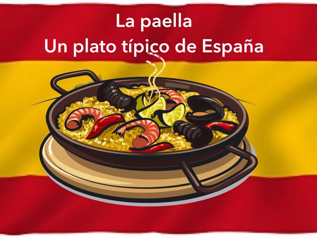 La Paella by Rodica Harvey