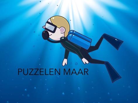 Zeepuzzel by Liesbet Hendrickx