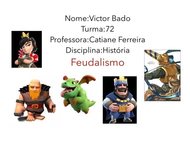 Victor Bado by Rede Caminho do Saber