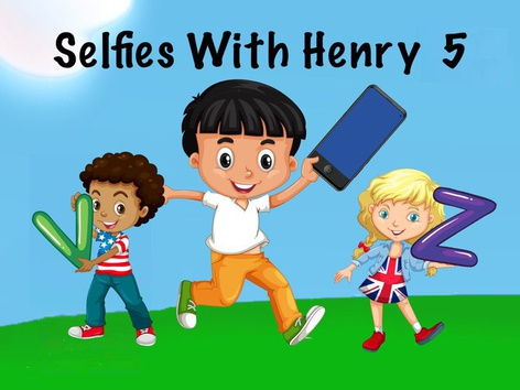 Selfies With Henry 5 v-z by Cici Lampe