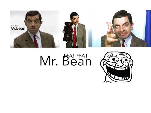 Mr Bean by Derek Moore