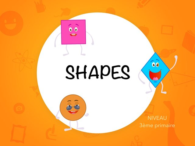 SHAPES by Laurence Micheletti