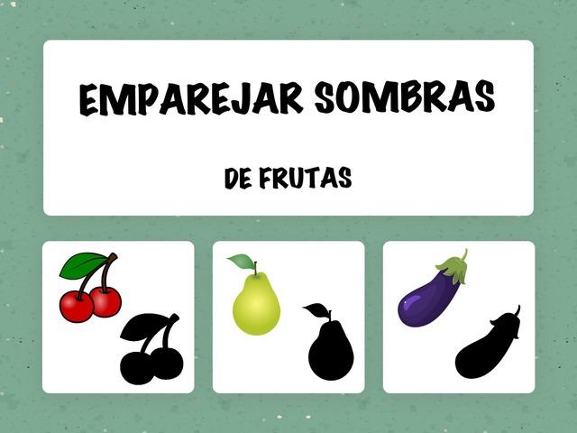 Emparejar Sombras De Frutas by Hadi  Oyna