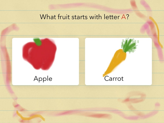 Quiz For Toddlers Part 2 by Coleen Calapis