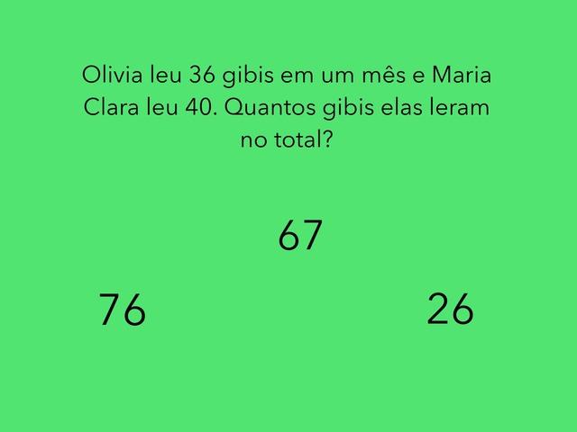 Olívia M  by alunospueri digital